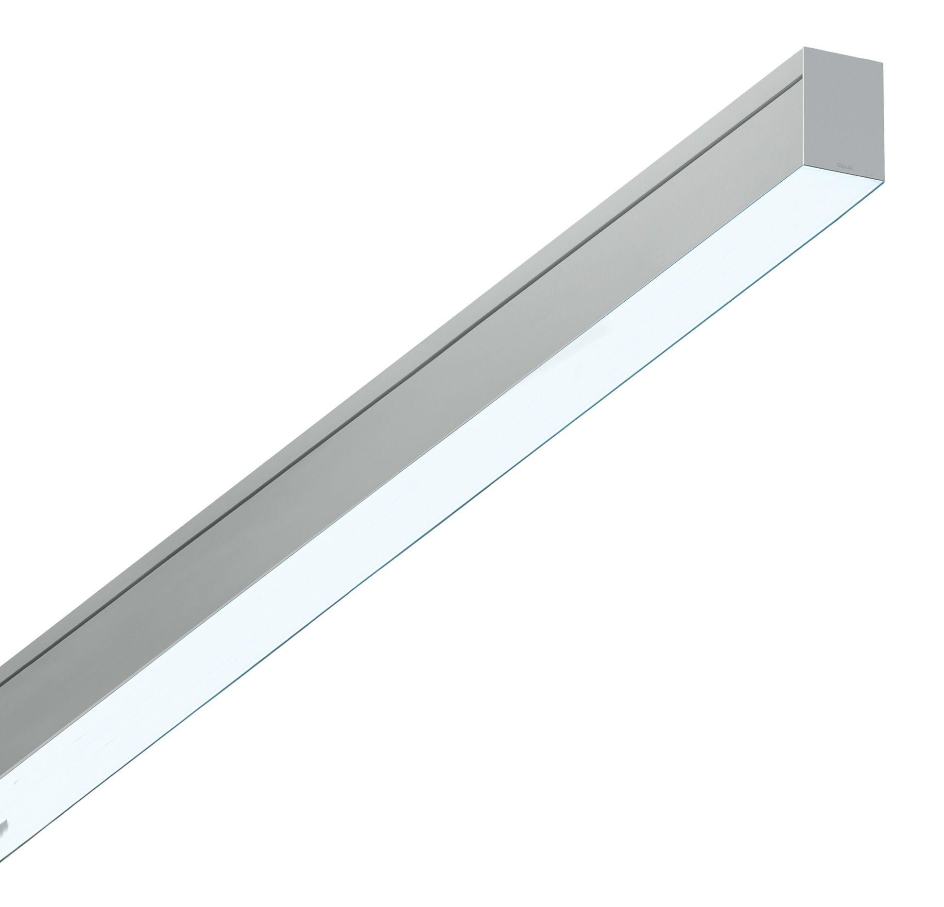 Profilo per illuminazione da soffitto per lampade fluorescenti IN90 by iGuzzini Illuminazione