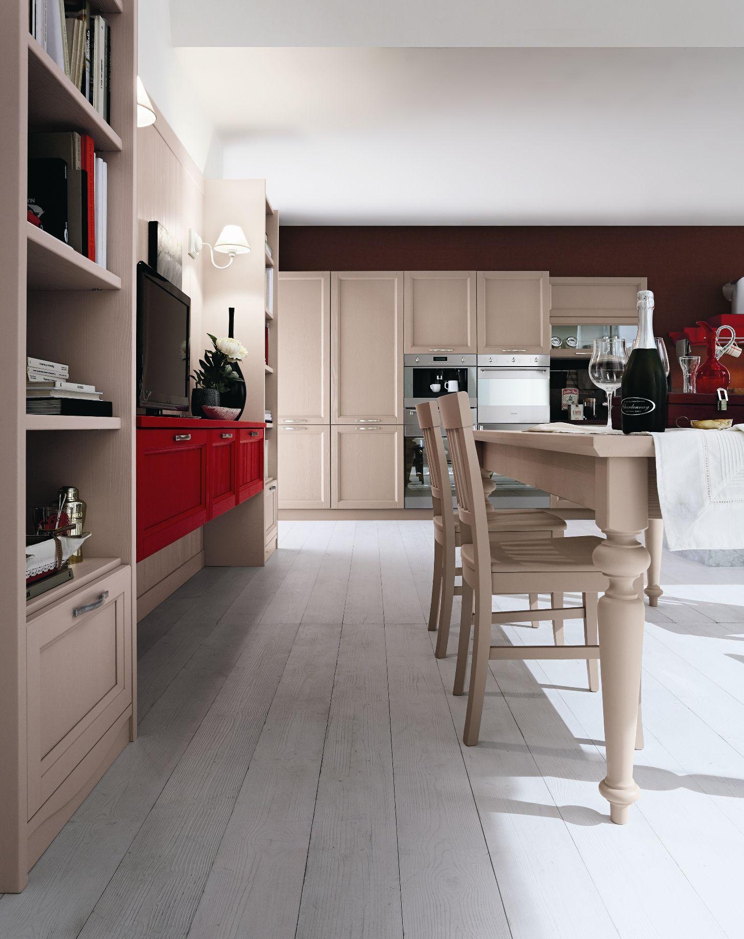 Every day cucina con isola by callesella arredamenti s r l for In cucina arredamenti roletto