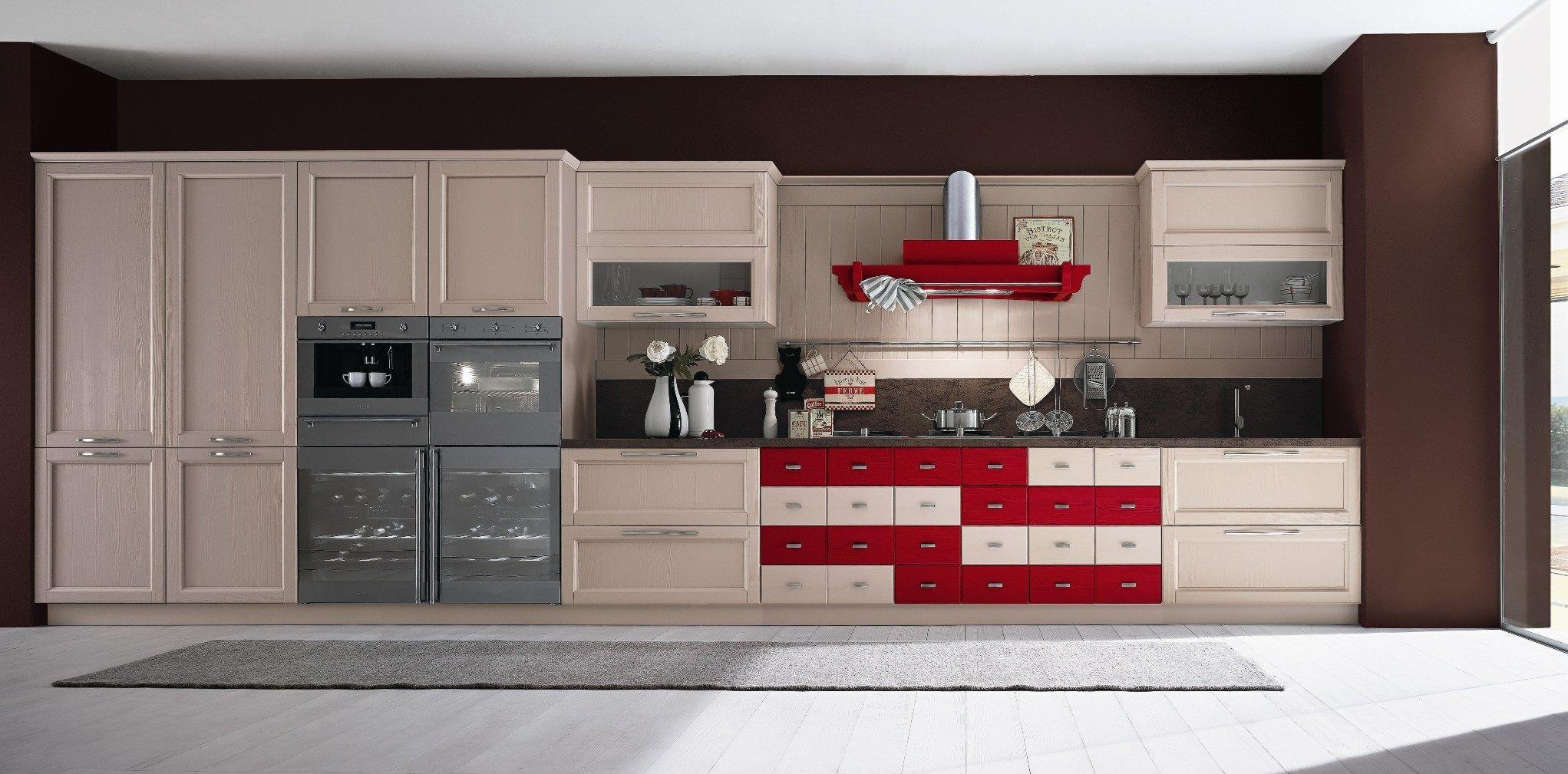 Every day cucina in legno by callesella arredamenti - Callesella cucine prezzi ...