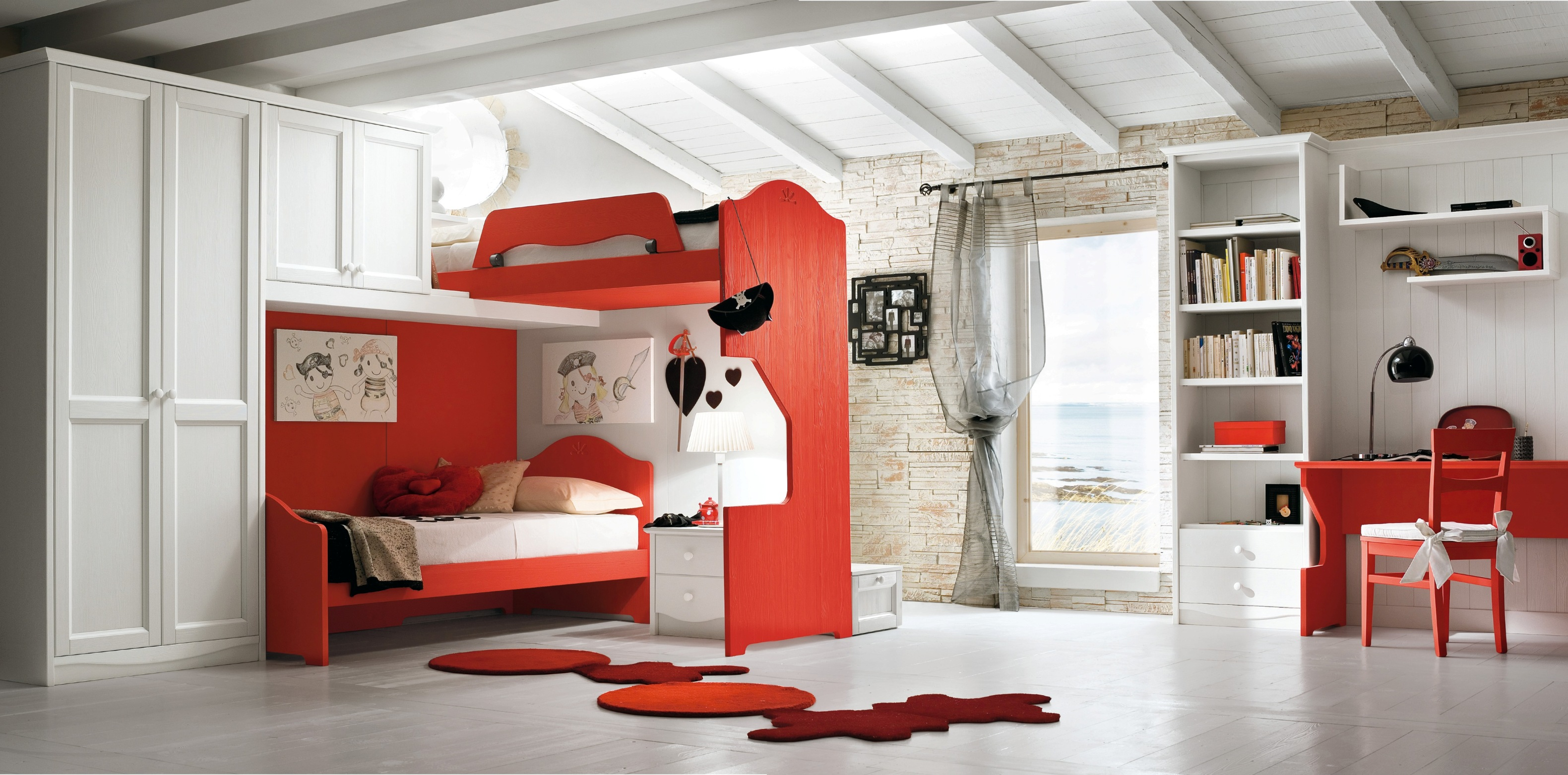 verwunderlich jugendzimmer f r kleine r ume bilder erindzain. Black Bedroom Furniture Sets. Home Design Ideas