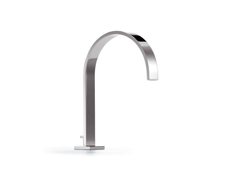 mem bathtub spout by dornbracht design sieger design. Black Bedroom Furniture Sets. Home Design Ideas