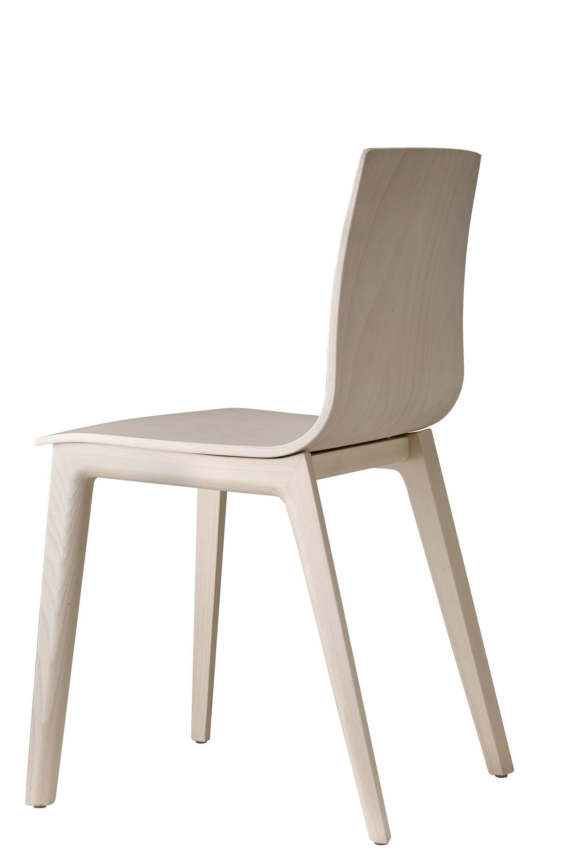 Smilla chaise en h tre by scab design design arter citton for Chaise en hetre