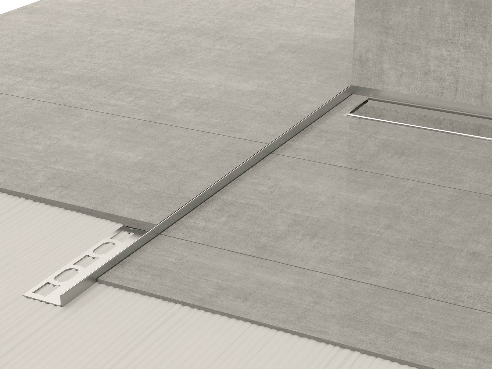 Image result for stainless steel flooring
