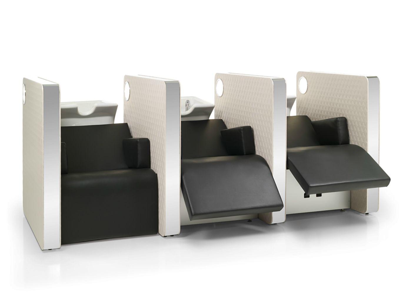 Lavatesta per parrucchieri vip lounge by gamma bross for Gamma arredamenti parrucchieri