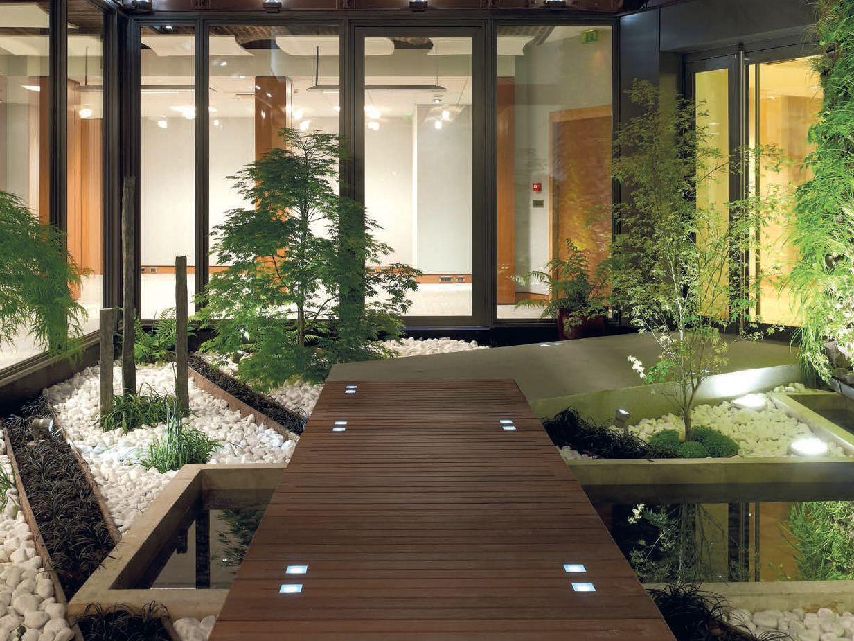Faretti Terra Giardino: Lampade esterno terra per giardino e terrazzo ...