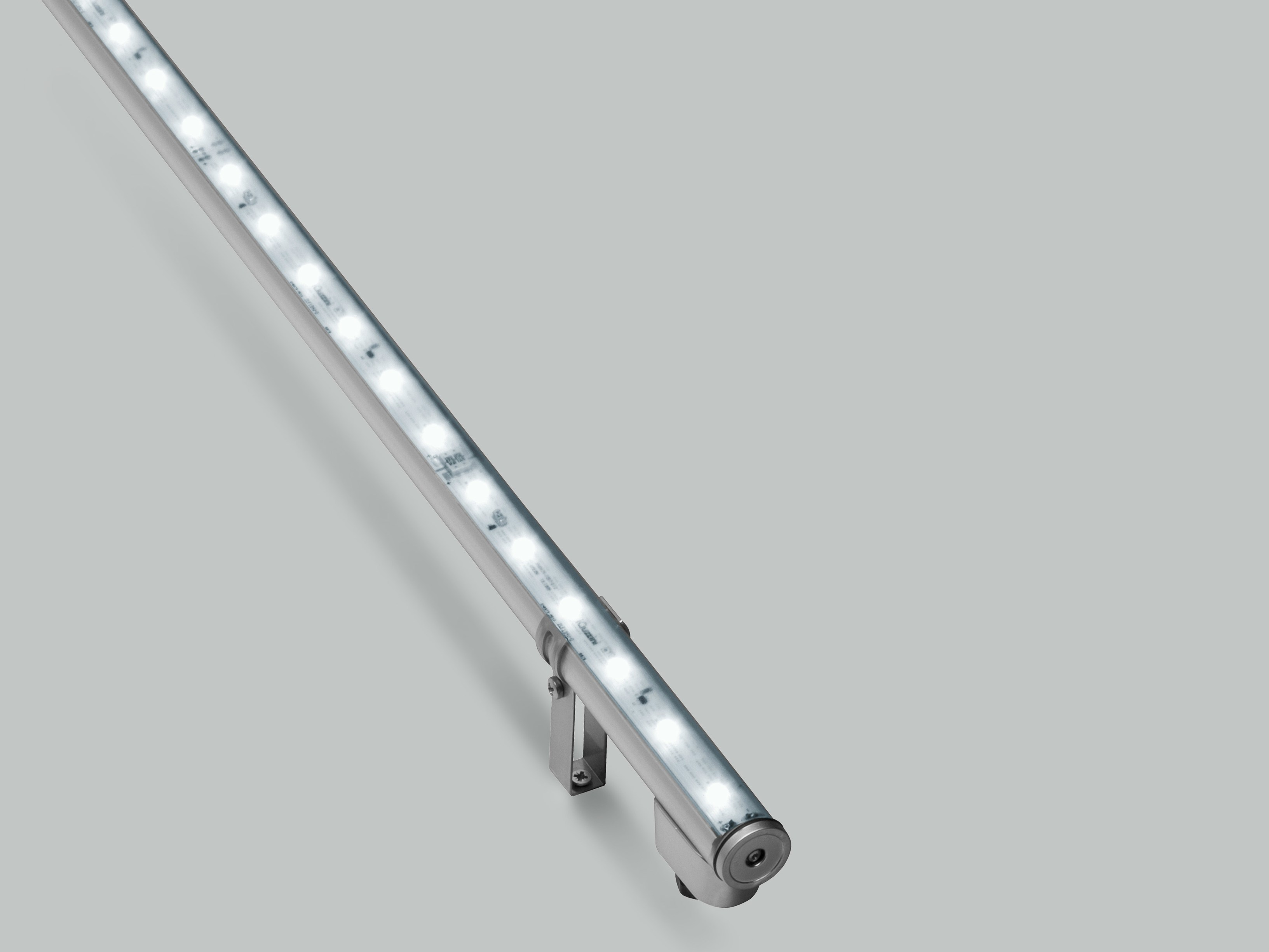 Ceiling mounted lighting profile for LED modules LED TUBE by iGuzzini Illumin...