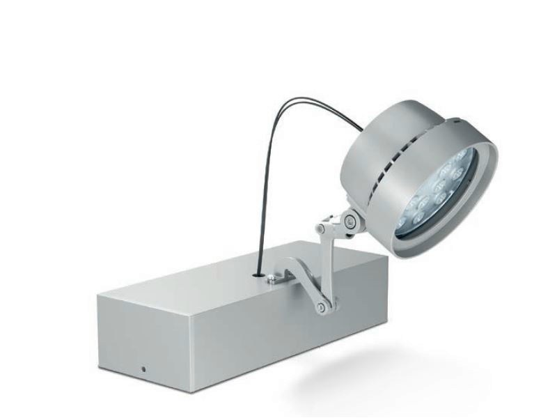 LED adjustable light projector TILT by iGuzzini Illuminazione