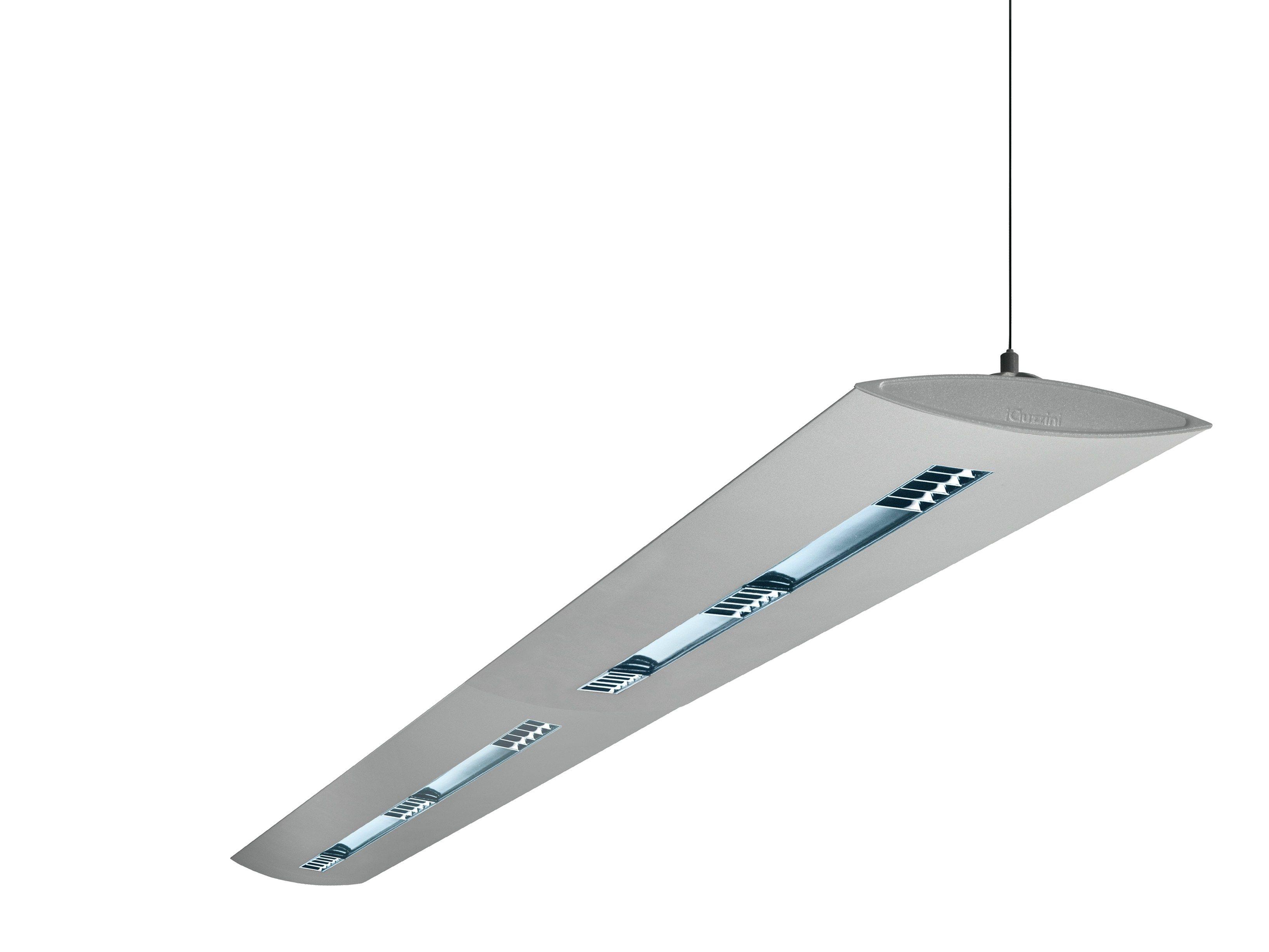LED direct light pendant lamp LIGHTSHINE by iGuzzini Illuminazione ...