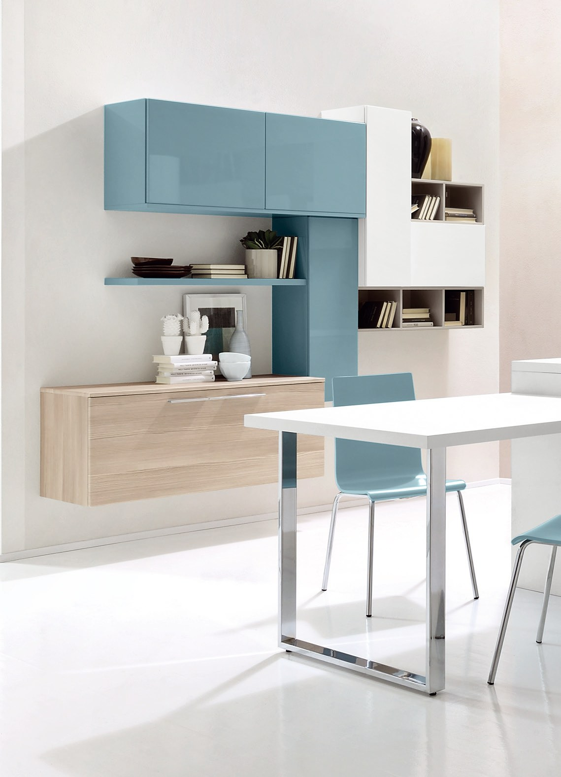 SWING Cucina componibile by Cucine Lube