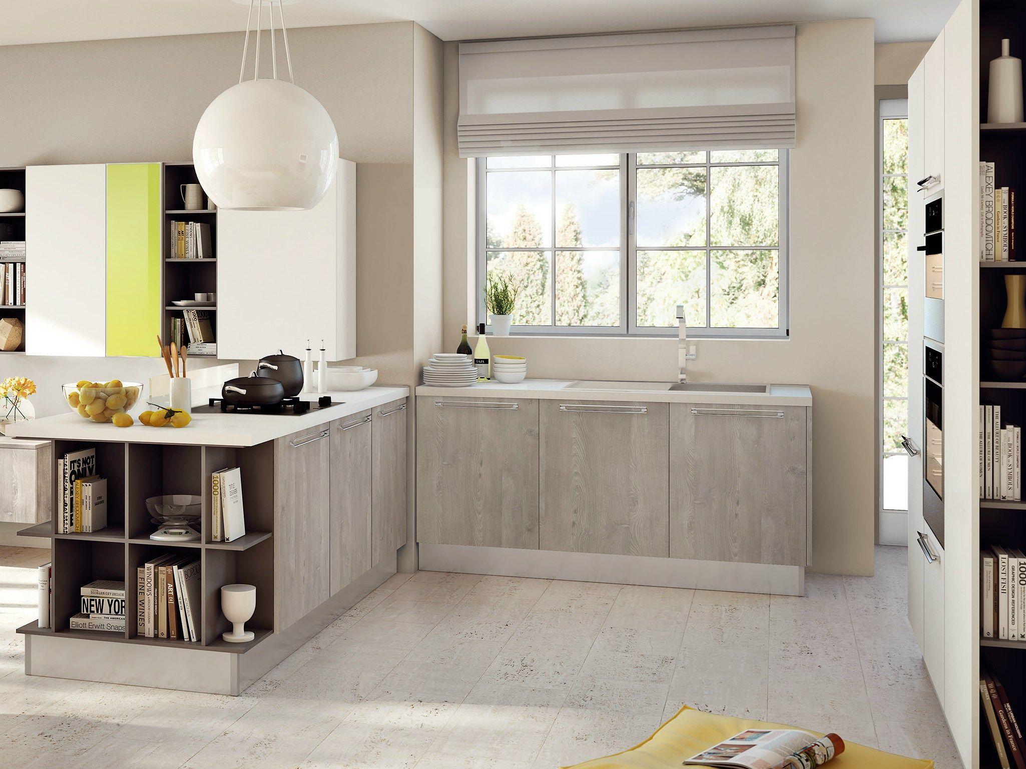 SWING Cucina by Cucine Lube