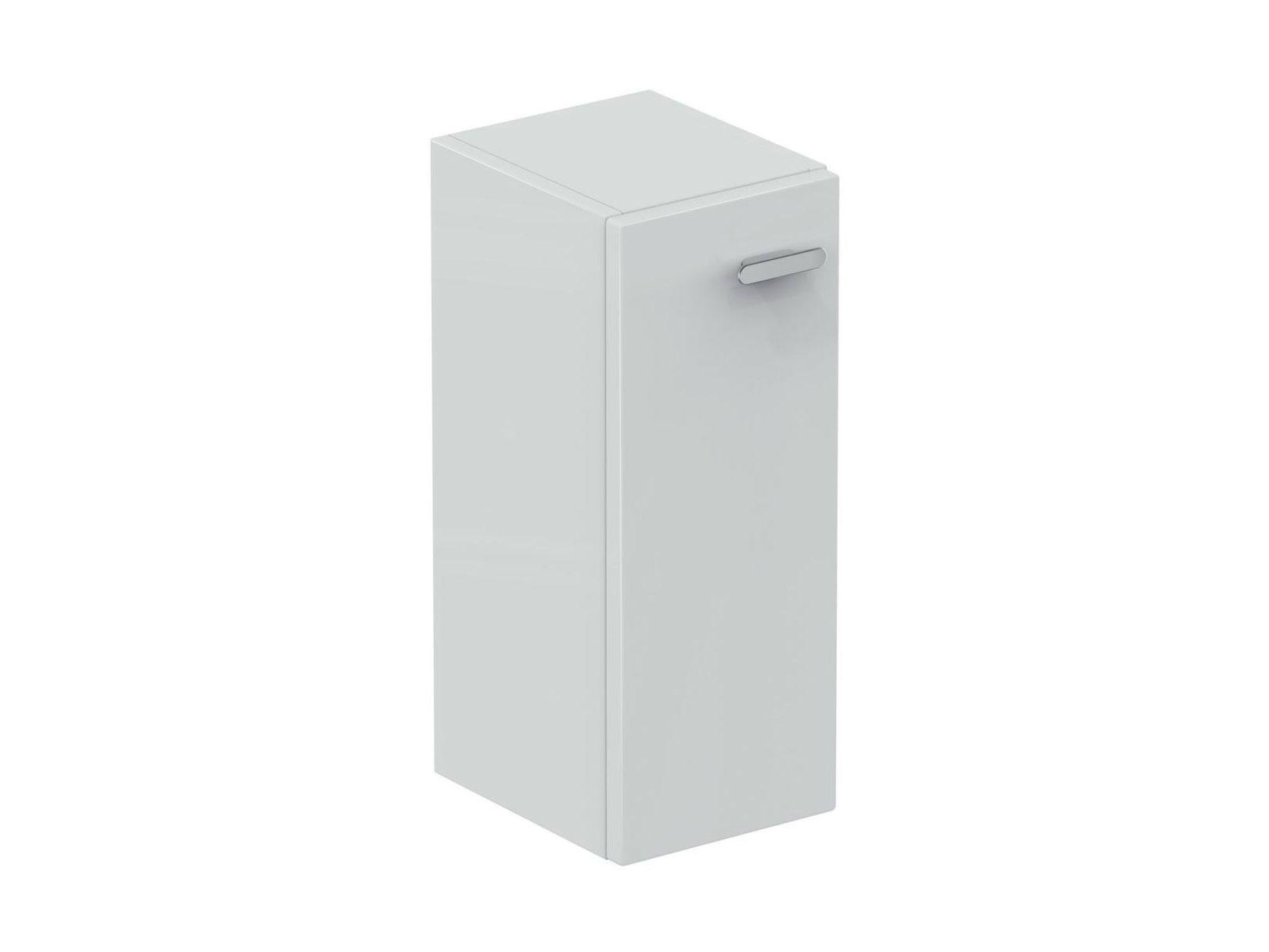 Mobile bagno basso da terra singolo connect space e0372 by ideal standard italia design robin - Mobile basso bagno ...