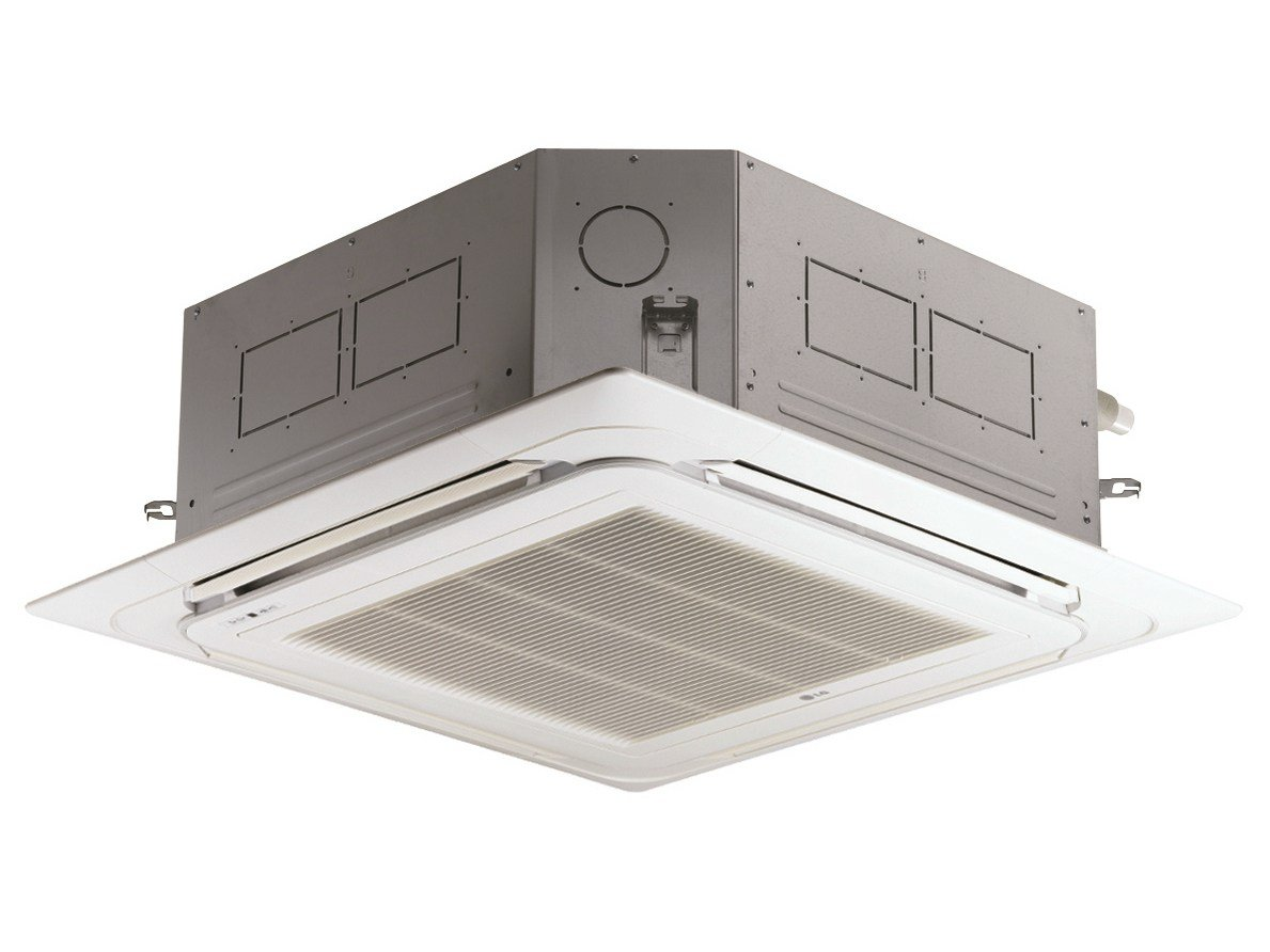 multi split air conditioner Ceiling Cassetta by LG Electronics Italia #6E665D