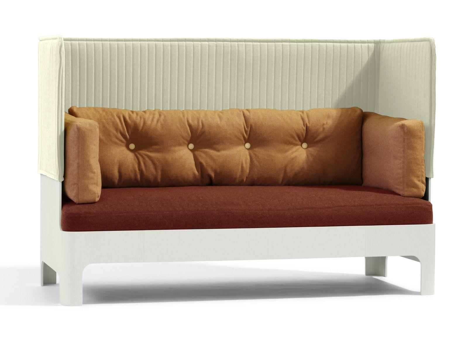 Divano con schienale alto koja divano con schienale alto bl station - Schienale divano ...