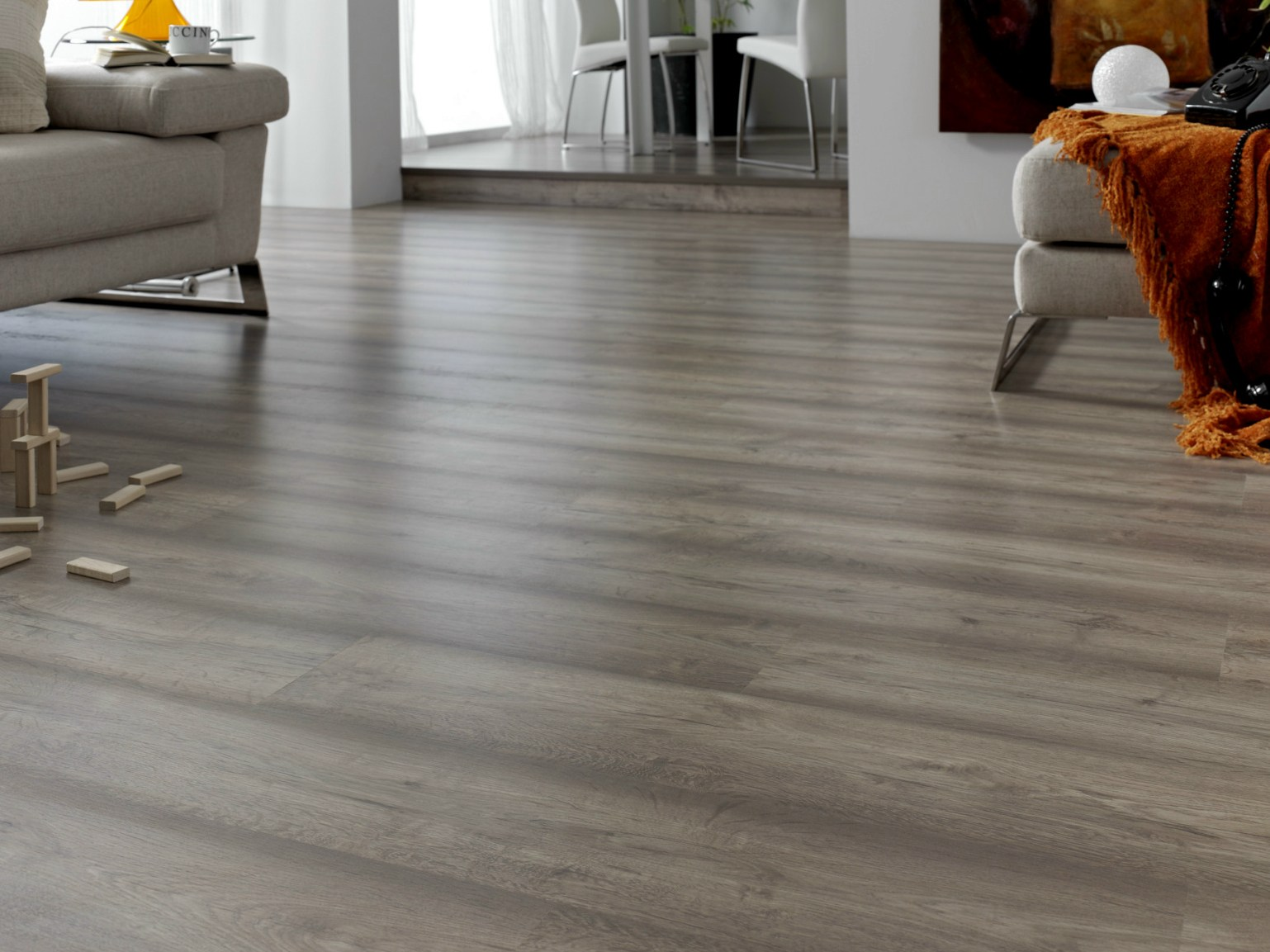 Laminate flooring finfloor quattro by legnopan - Parquet o parquet ...