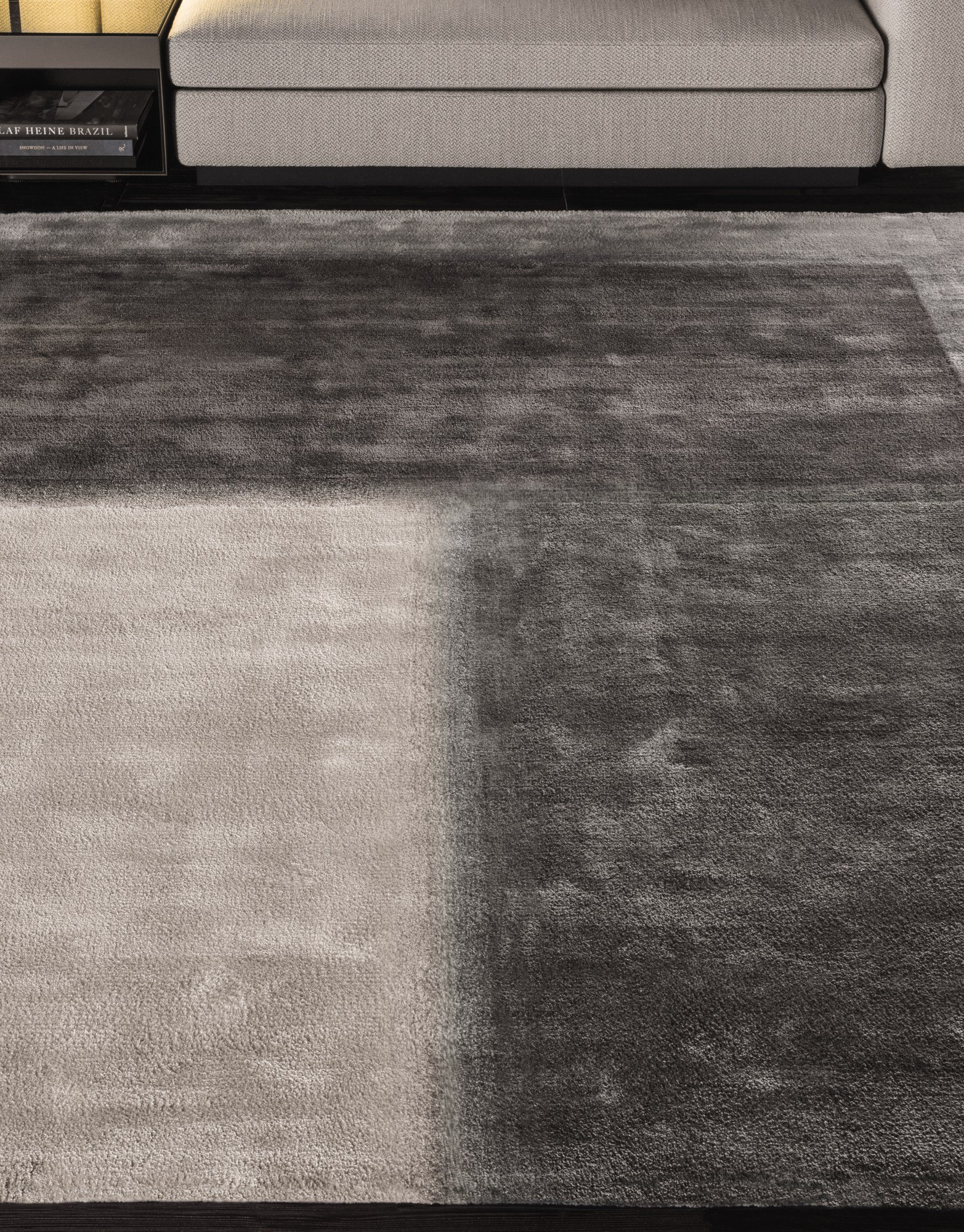 Tappeto landfield rug by minotti for Lattice prevulcanizzato