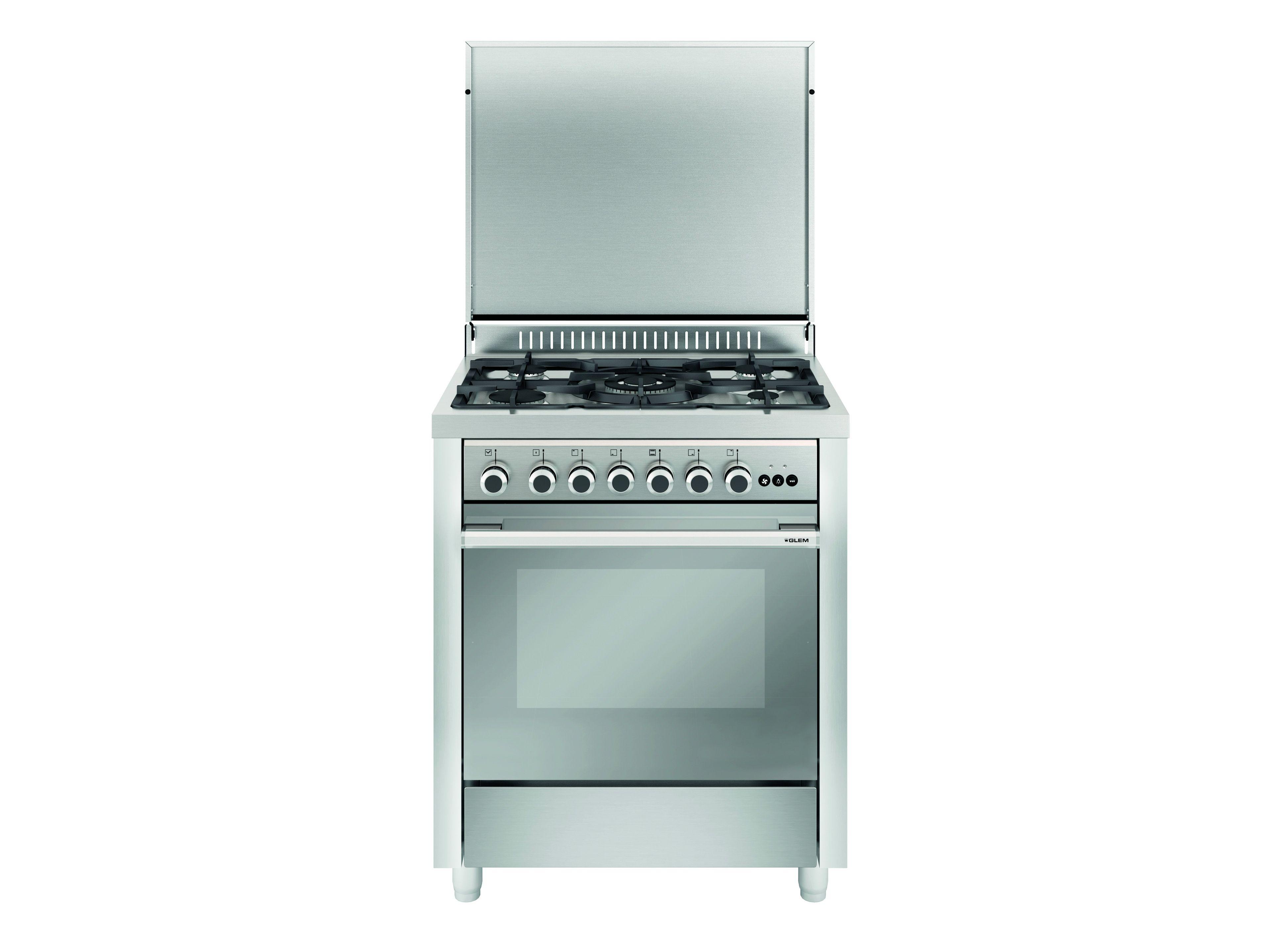 M765vic cucina a libera installazione by glem gas for Cucina libera installazione