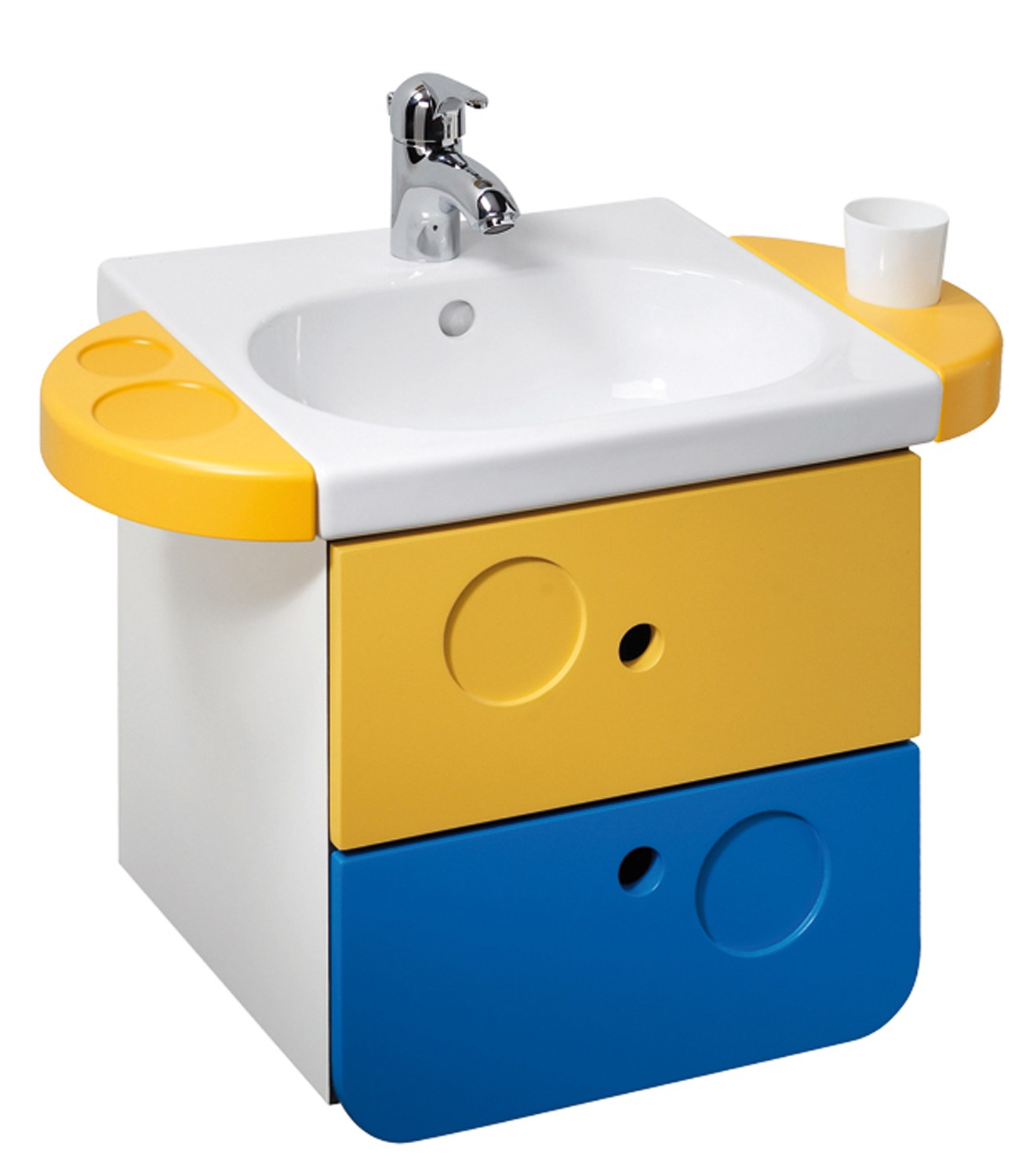 lavabo pour enfants collection minim by ever by thermomat saniline. Black Bedroom Furniture Sets. Home Design Ideas