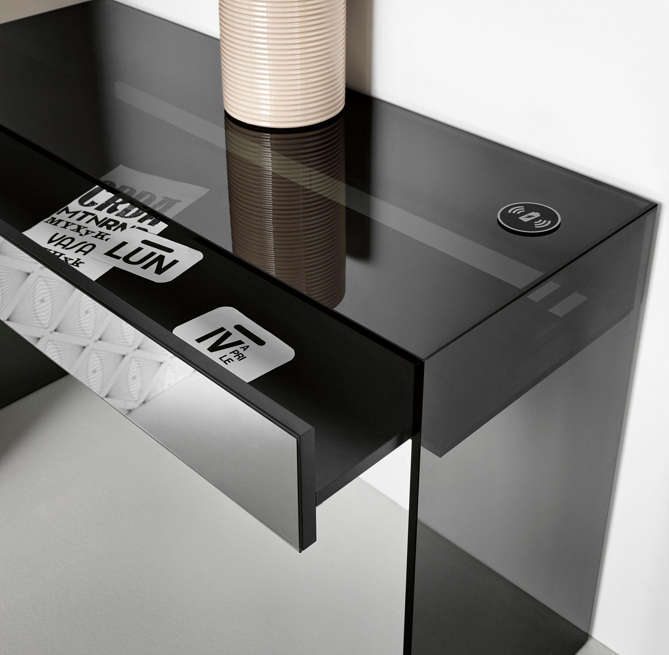 gotham konsolentisch by t d tonelli design design niko. Black Bedroom Furniture Sets. Home Design Ideas