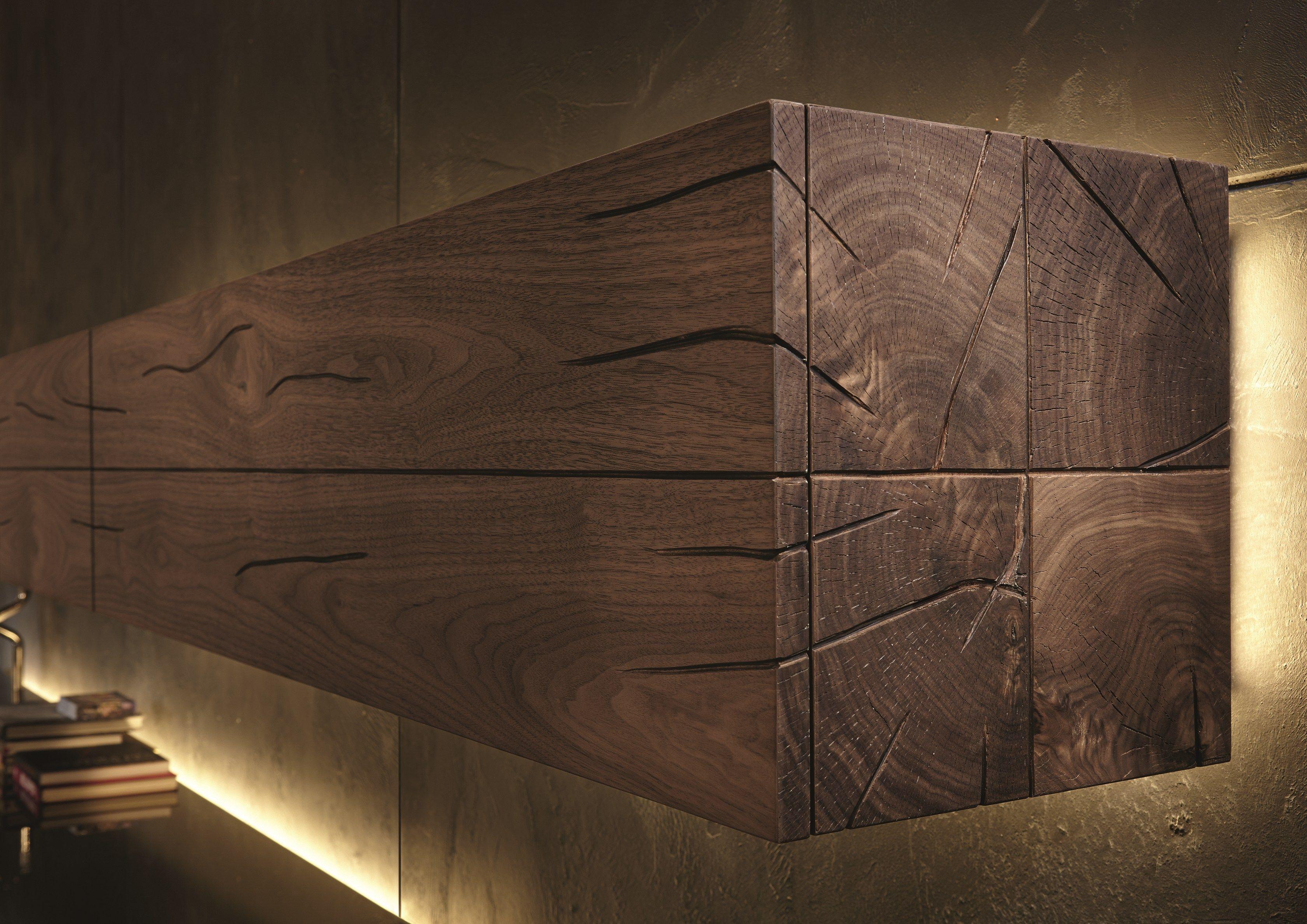 Wohnwand Beleuchtung Kabel : Wohnwand Hulsta Gentis  Anbau lackierte Wohnwand aus massivem Holz