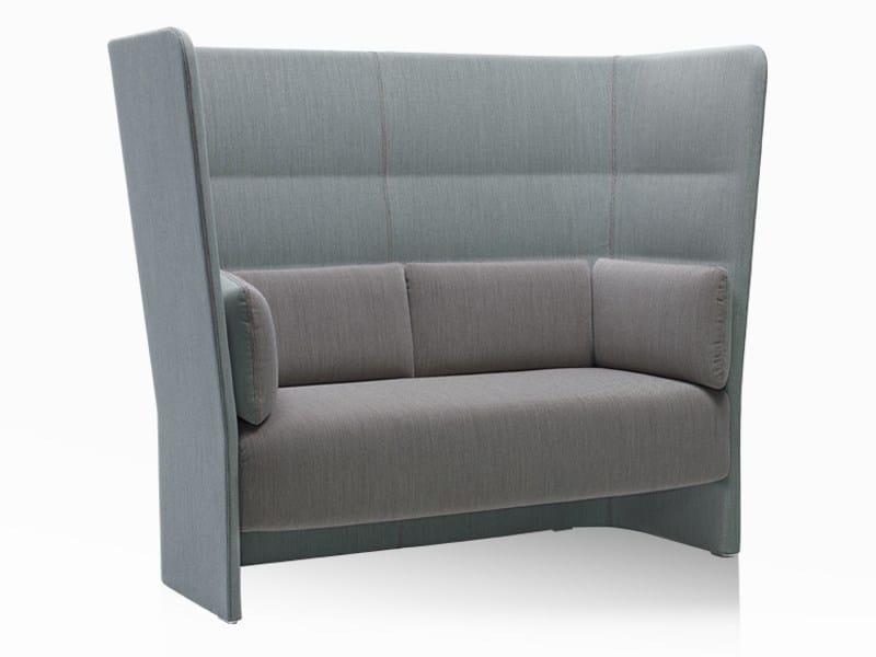 cell 128 sofa mit hoher r ckenlehne by sitland design. Black Bedroom Furniture Sets. Home Design Ideas