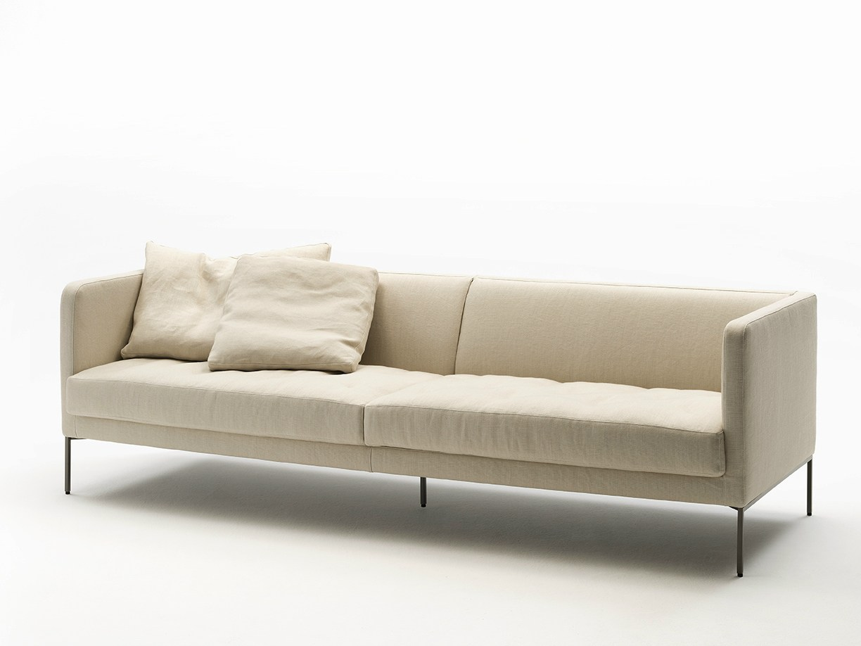 Living Divani Sofa : Sofa with removable cover easy lipp by living divani