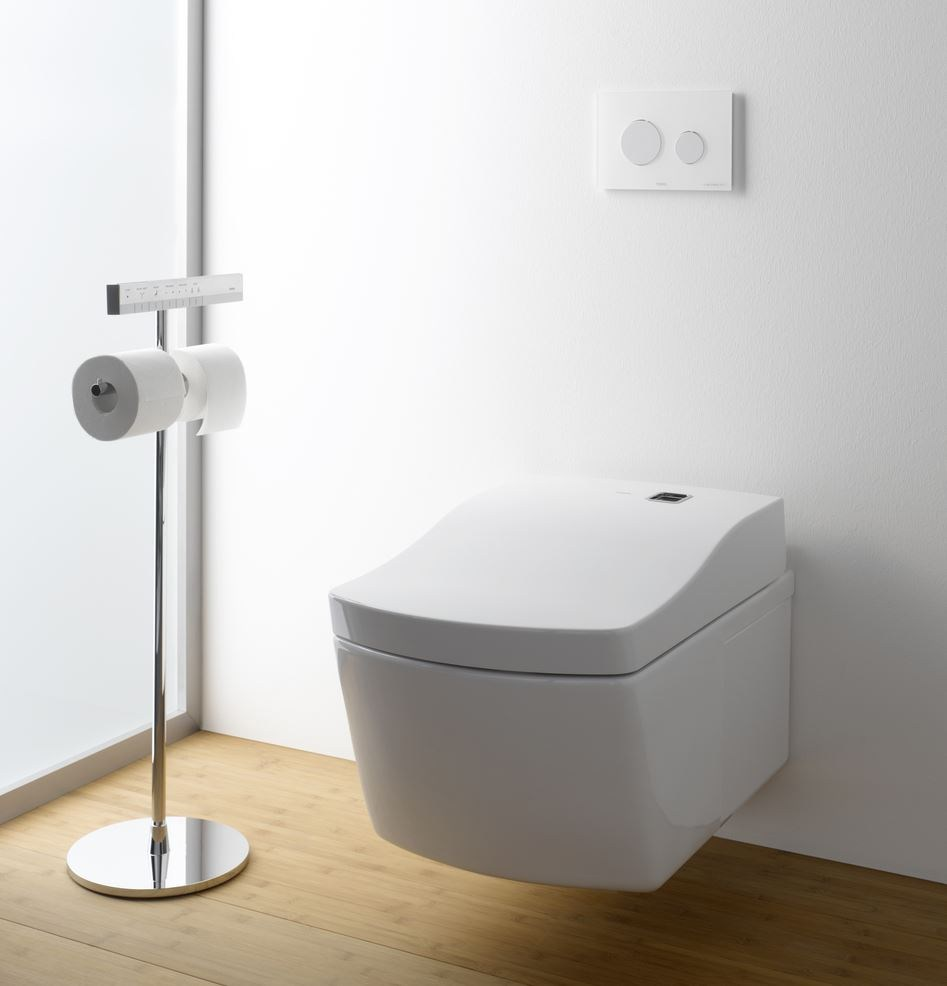 NEOREST EW Wall Hung Toilet By TOTO