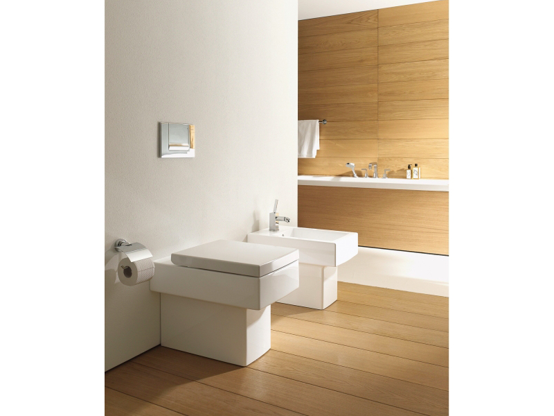 vero toilet by duravit. Black Bedroom Furniture Sets. Home Design Ideas