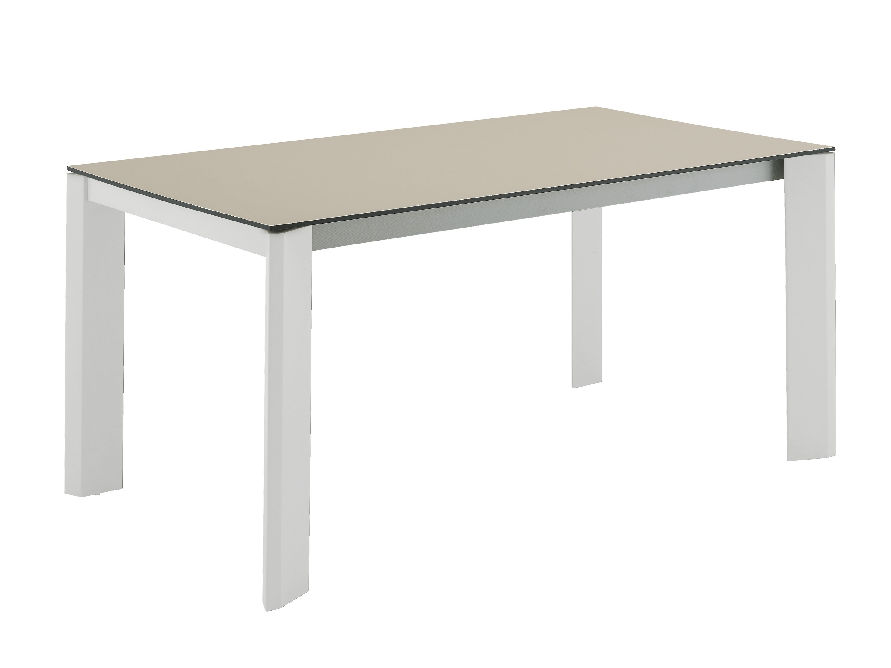 Tavolo allungabile rettangolare neos by domitalia for Table extensible fly