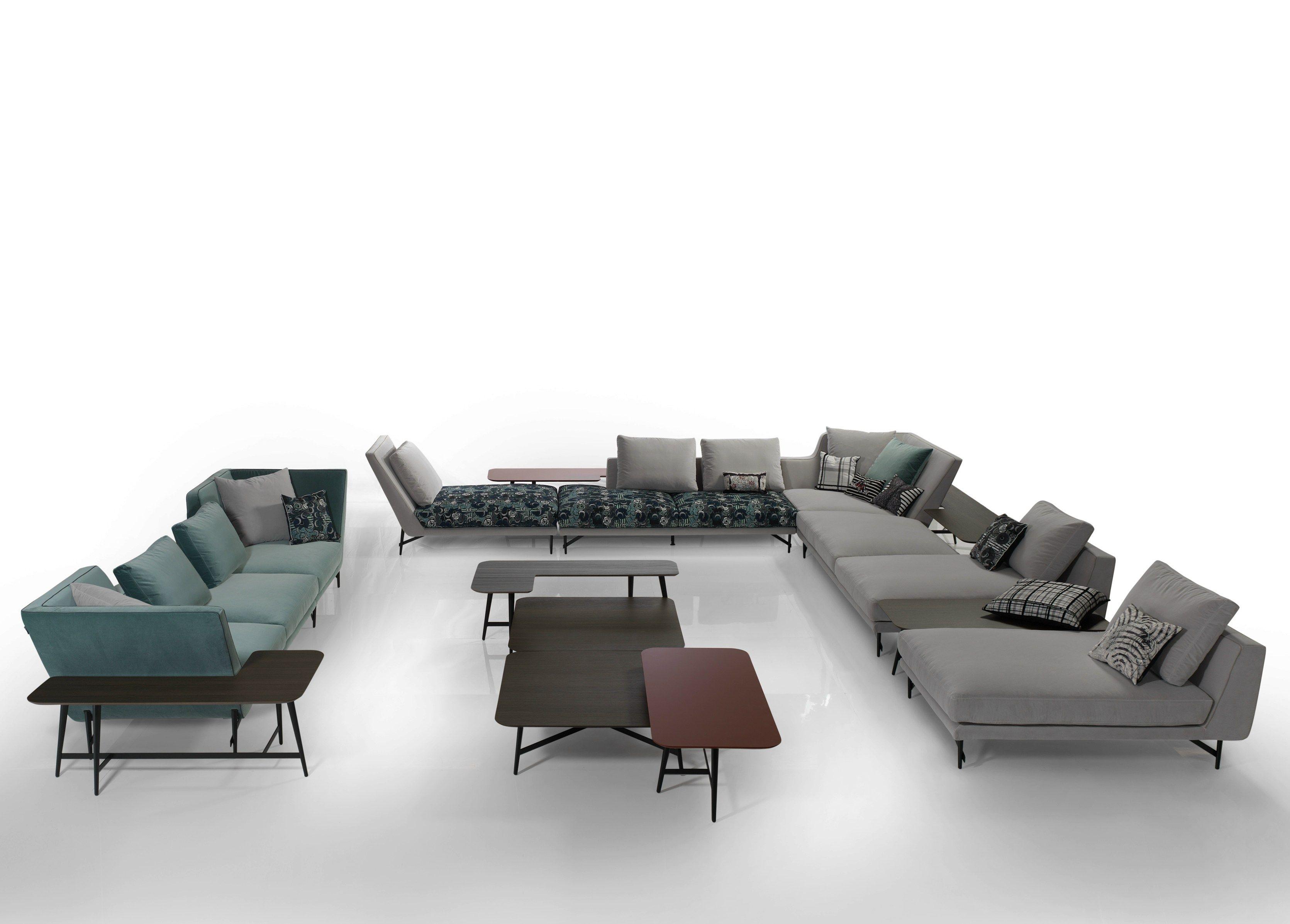 Modular Fabric Sofa Atmos By Roche Bobois Design Maurizio