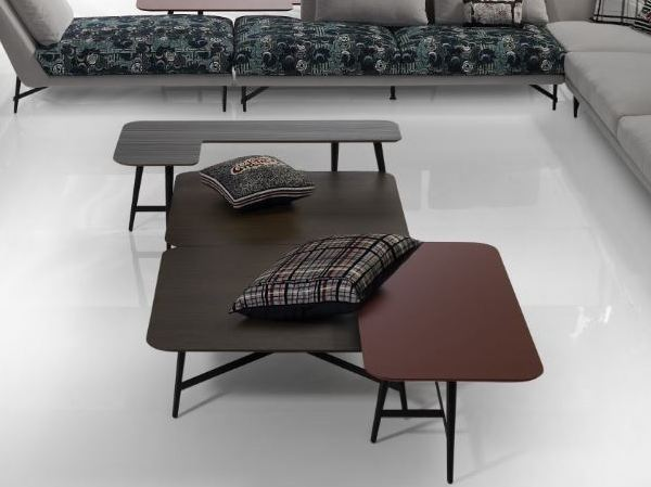 octet table basse by roche bobois design maurizio manzoni roberto tapinassi. Black Bedroom Furniture Sets. Home Design Ideas