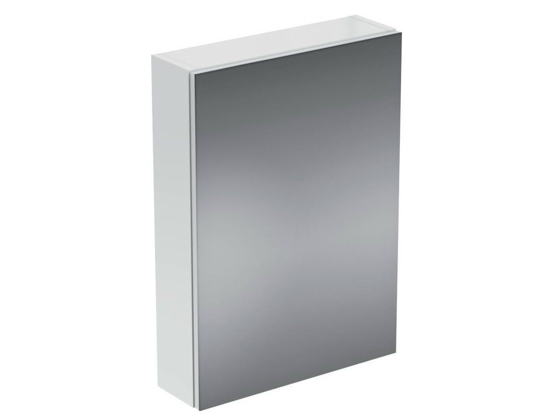 Specchio A Parete Con Contenitore Per Bagno Strada K2666