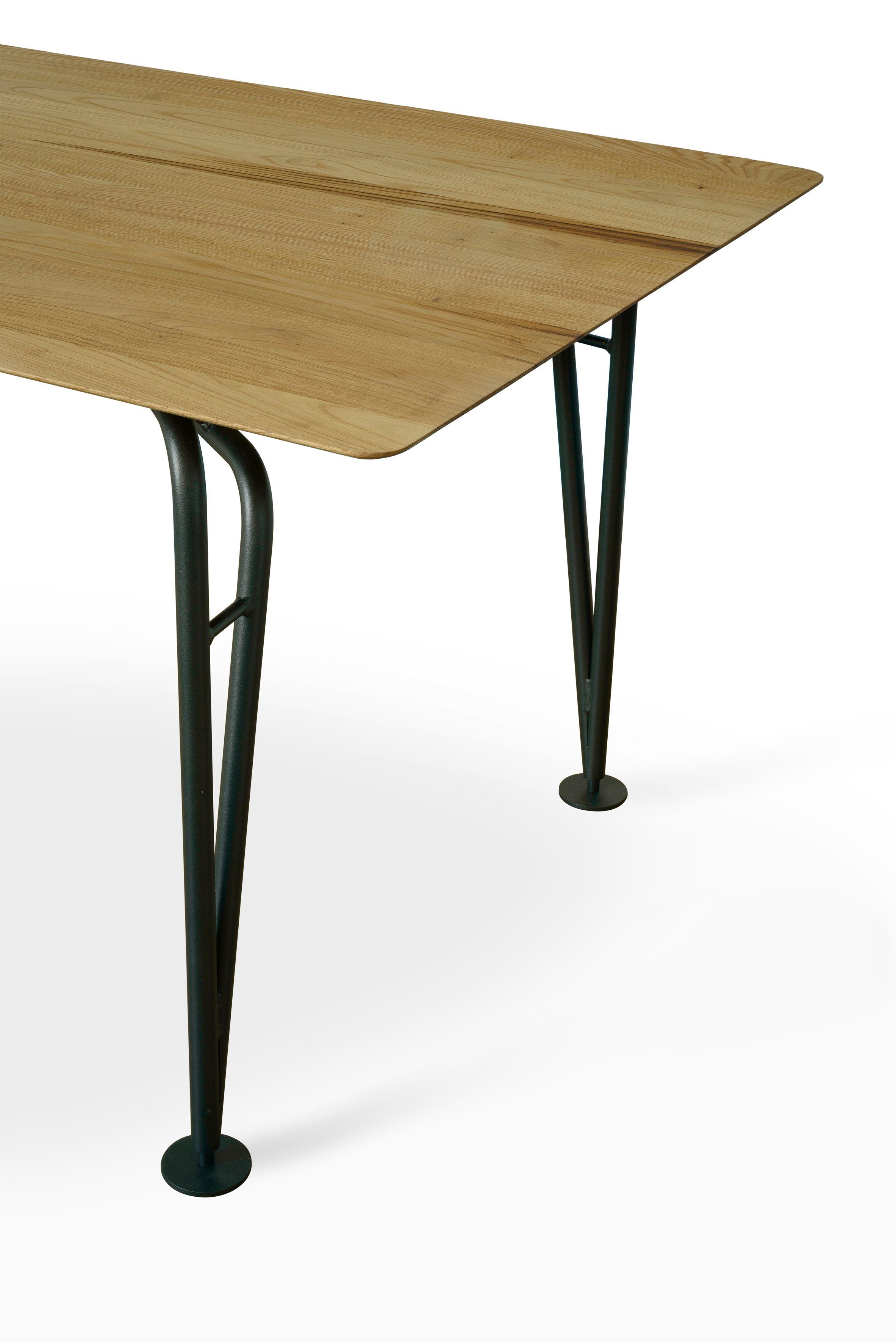 ASYMMETRICAL Tavolo in legno by Colé Italian Design Label design ...