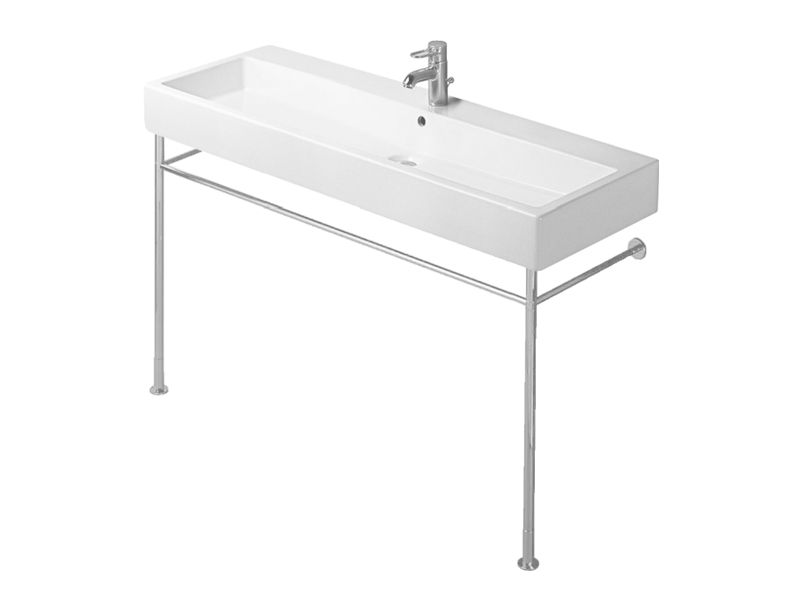 lavabo console collection vero by duravit italia. Black Bedroom Furniture Sets. Home Design Ideas