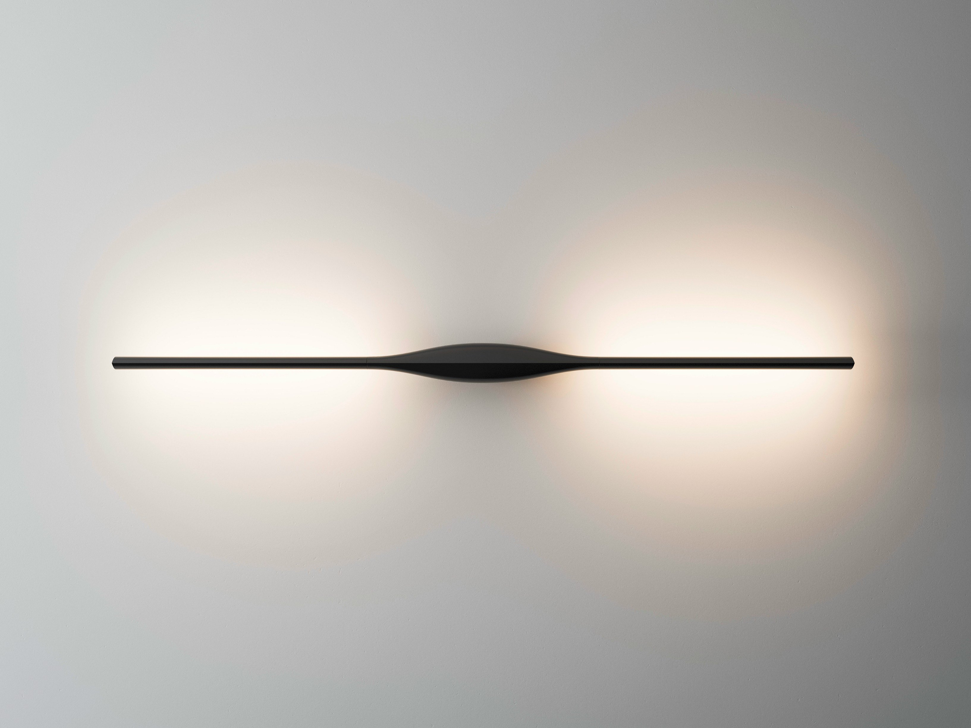 LED wall light APEX by FontanaArte design Karim Rashid