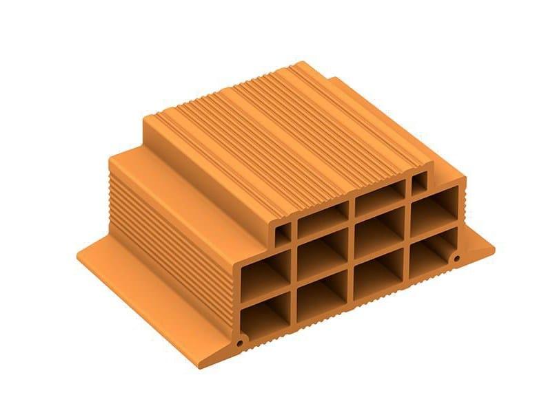 brique creuse pour plancher soletta mista by fornaci. Black Bedroom Furniture Sets. Home Design Ideas