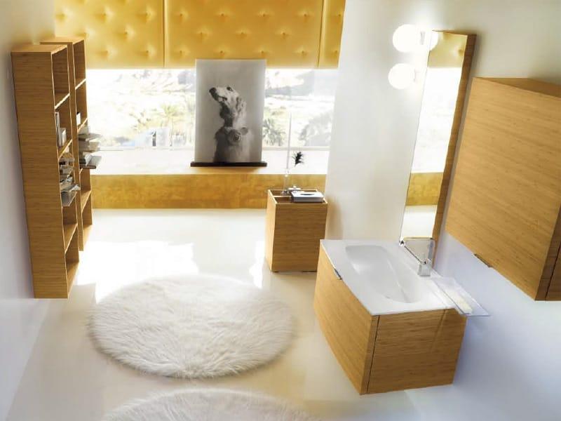 maori bad hochschrank by cerasa design stefano spessotto. Black Bedroom Furniture Sets. Home Design Ideas
