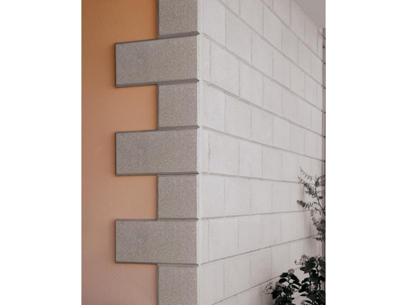 Rivestimento in calcestruzzo per esterni coverstone by - Rivestimento pilastri esterni ...