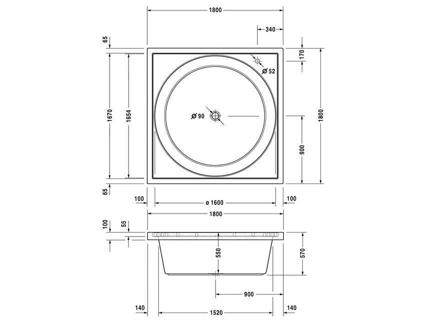 Dimensioni Vasca Da Bagno Standard: Vasche da bagno piccole le.