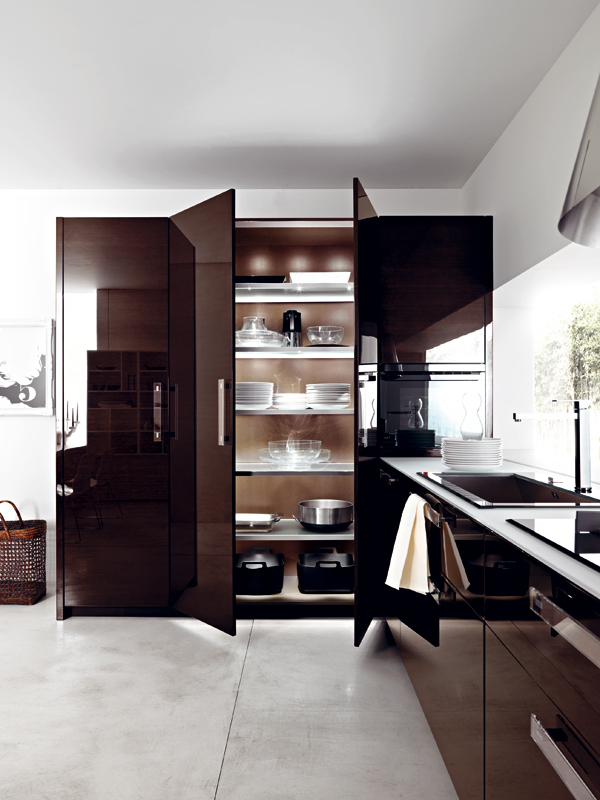 Cucina componibile lucrezia by cesar arredamenti design for Cesar arredamenti