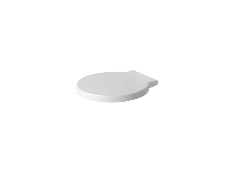 starck 1 lunette de toilette by duravit design philippe starck. Black Bedroom Furniture Sets. Home Design Ideas