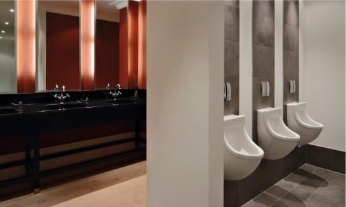 starck 3 urinoir by duravit design philippe starck. Black Bedroom Furniture Sets. Home Design Ideas