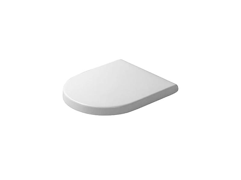 starck 3 lunette de toilette by duravit design philippe starck. Black Bedroom Furniture Sets. Home Design Ideas