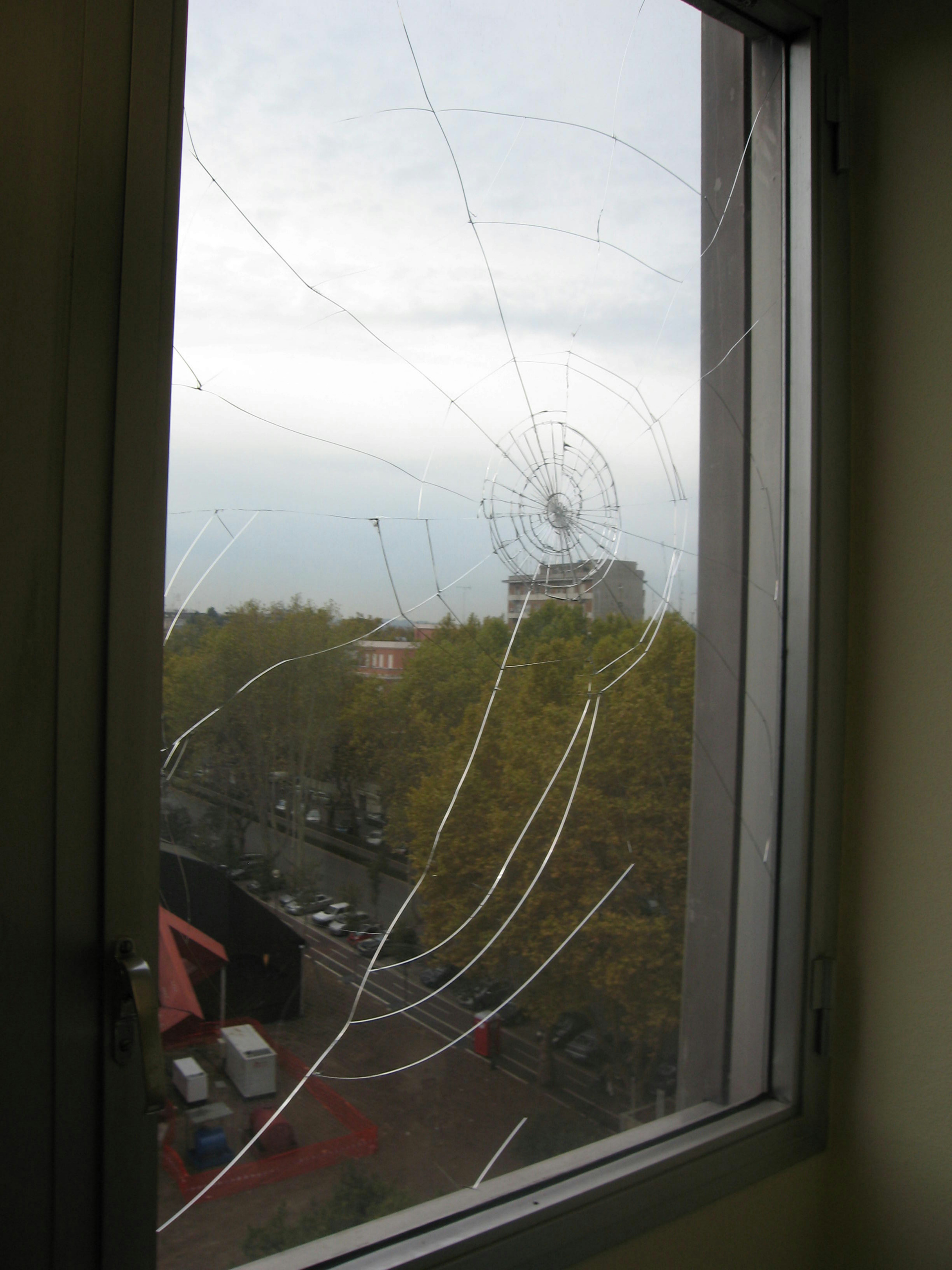 Shatterproof Window Film Safety And Security Window Film