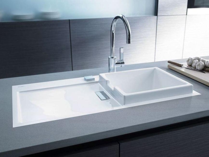 Lavello Cucina 90 X 50: ... resistenza, durata, pulizia ed igiene ...