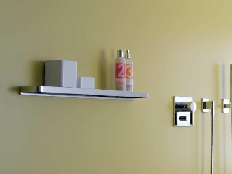 83 450 710 wandregal f r badezimmer by dornbracht design. Black Bedroom Furniture Sets. Home Design Ideas