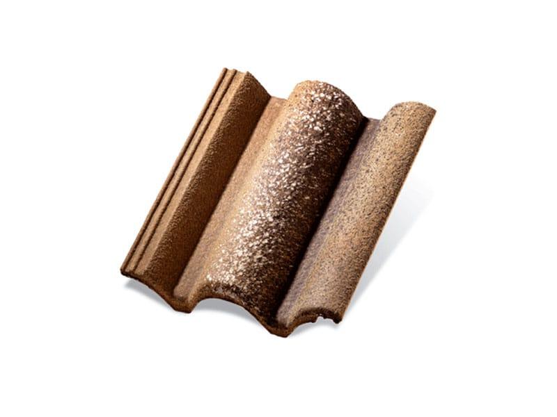 Tegola in cemento coppo di grecia by monier for Tegola wierer