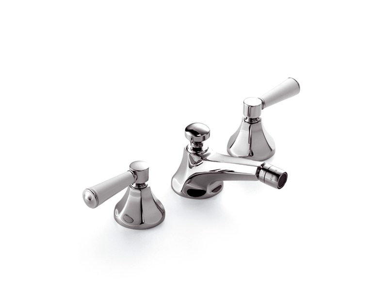 madison flair 3 hole bidet tap by dornbracht. Black Bedroom Furniture Sets. Home Design Ideas
