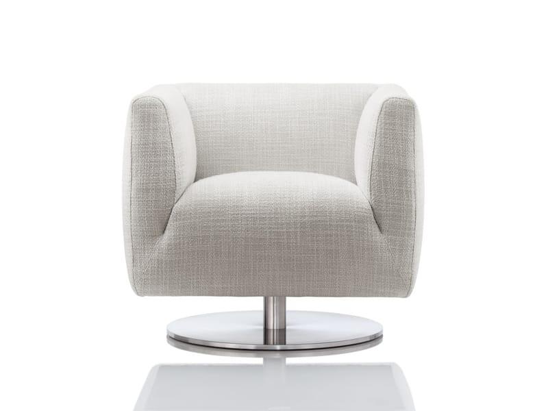 Sill n giratorio tapizado colecci n ardea by wittmann - Tapizado de sillones precio ...