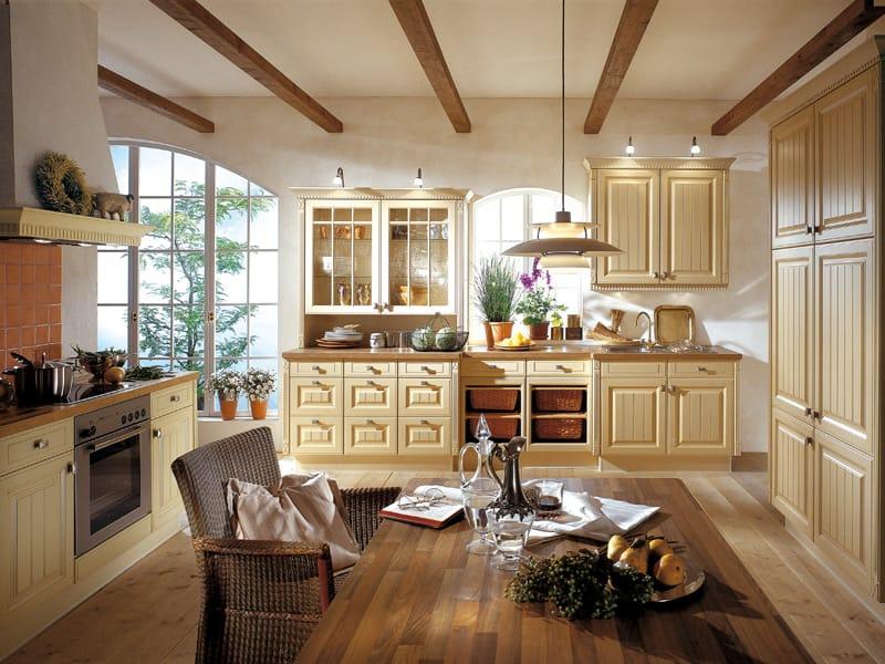 cucina romantica 529 by nobilia werke. Black Bedroom Furniture Sets. Home Design Ideas