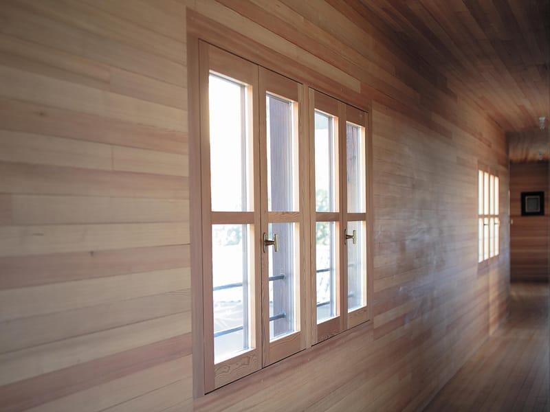 Profili lamellari in legno per finestre lamellari by bellotti - Profili per finestre ...